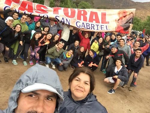 Peregrinación Sta Teresa de Los Andes 2016