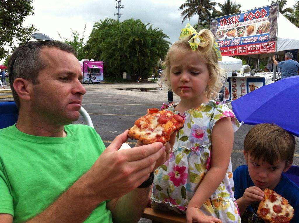 Flamingo Gardens Food Trucks | Travis & Carrie | Flickr