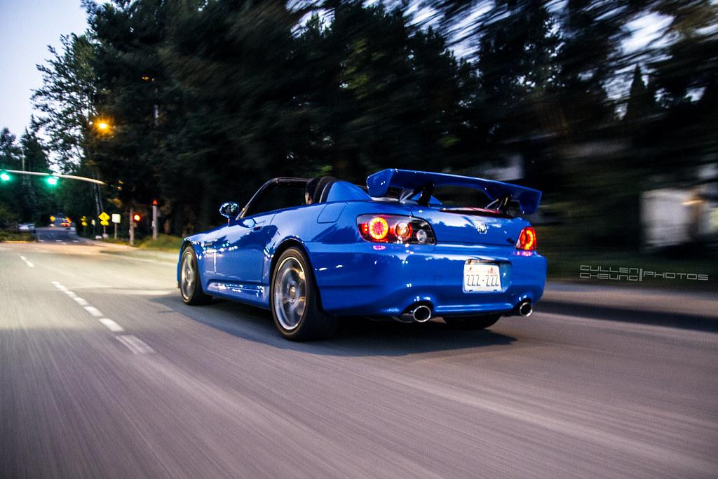 New Honda S2000 >> Apex Blue Pearl S2000 CR | Cullen | Flickr