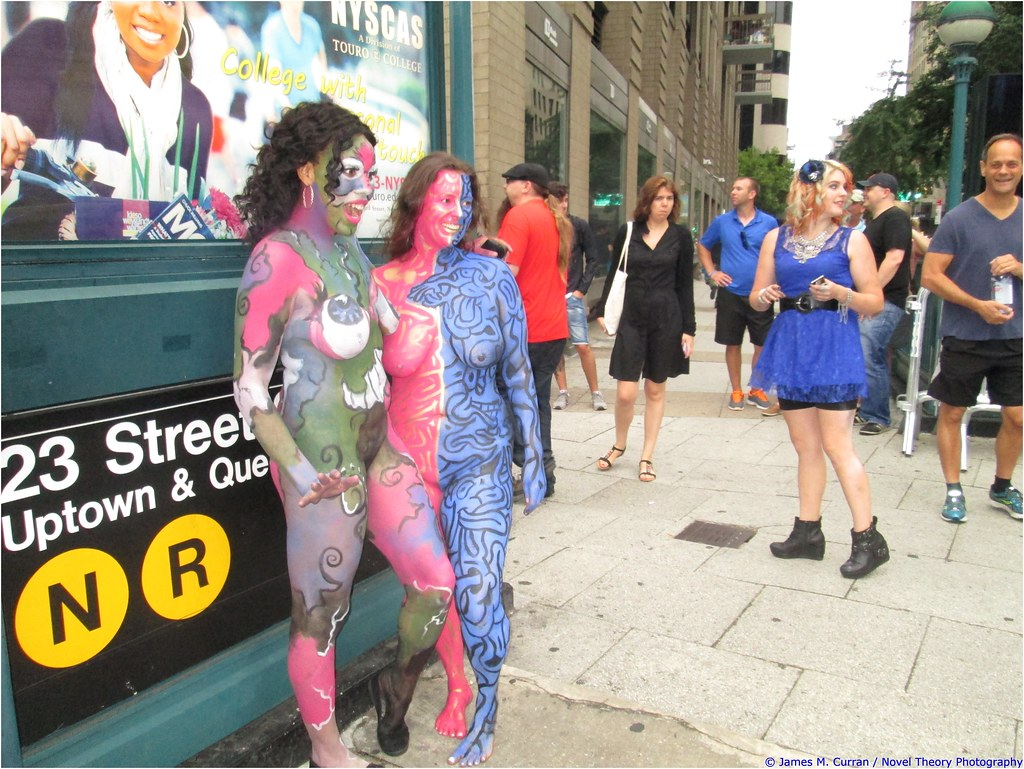 Nyc bodypainting day 2016 07 09 179 james curran flickr for Painting jobs nyc