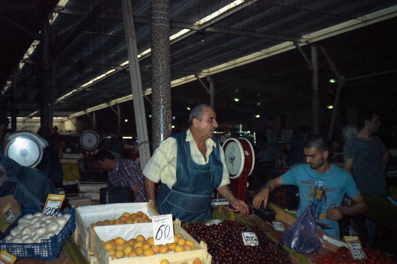 Cheerful Southern merchants