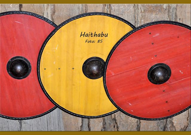 Schleswig Haithabu Wikinger-Museum Wikinger-Häuser Wikinger-Boote Schlei