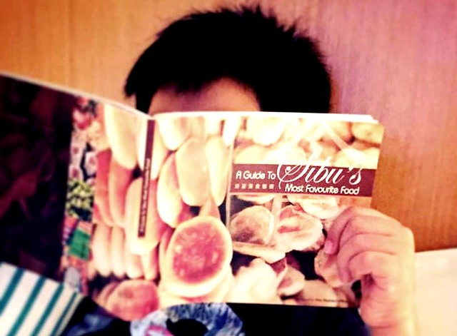 The book on Sibu food