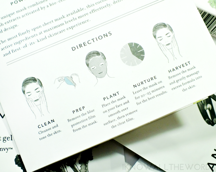 farmacy clear day & new dawn sheet mask medly (2)