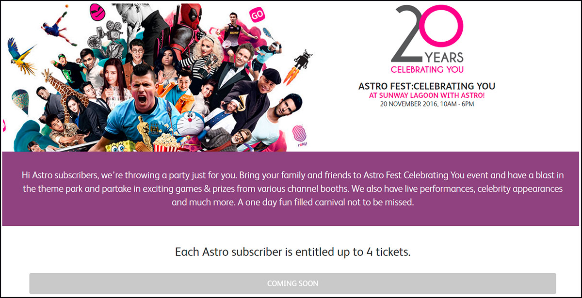 astro-free-tickets