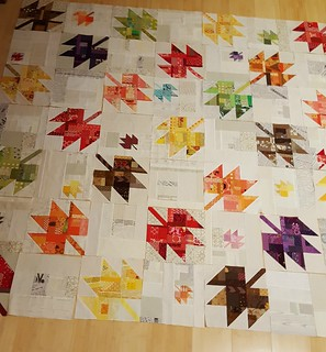 maple quilt blocks | by vickivictoria