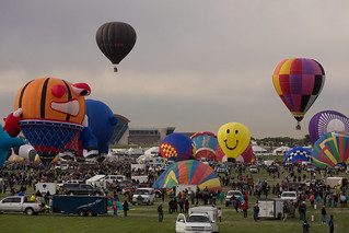 The Albuquerque International Balloon Fiesta 2014 | by Duncan Rawlinson - Duncan.co - @thelastminute