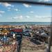 View of Coney Island from Deno's Wonder Wheel
