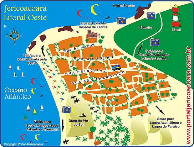 Jericoacoara - Onde ficar 1
