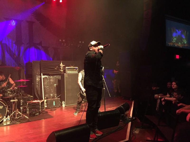 2016-10-11 Hatebreed @ Town Ballroom