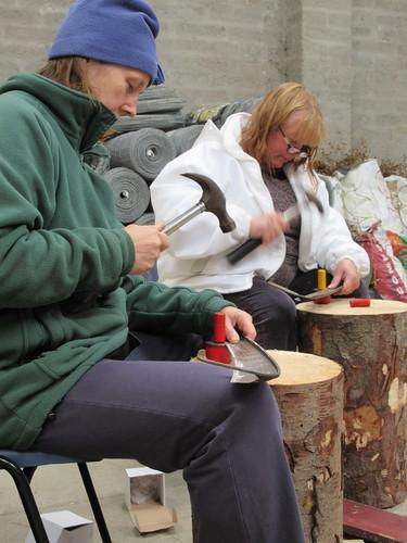 scythe peening jigs
