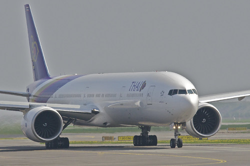 Thai Airways Boeing 777-300ER; HS-TKN@CPH;10.05.2013/706ca