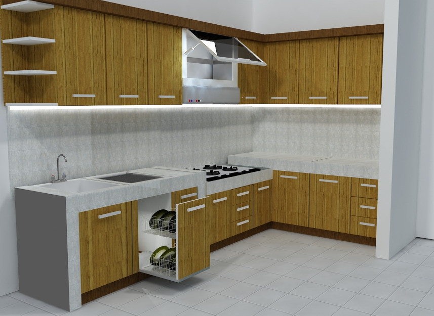 Katalog Rumah Minimalis Kitchen Set Minimalis Home Modelsi Flickr