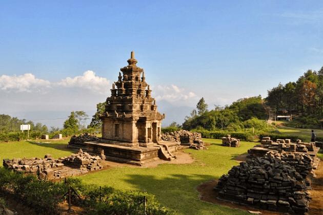 Tempat Wisata Semarang Candi Gedong Songo Rendika Iswandi Flickr