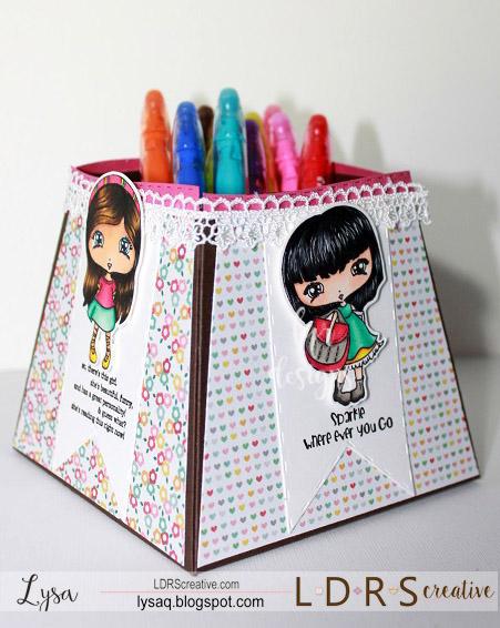 Blossom Girls box 1