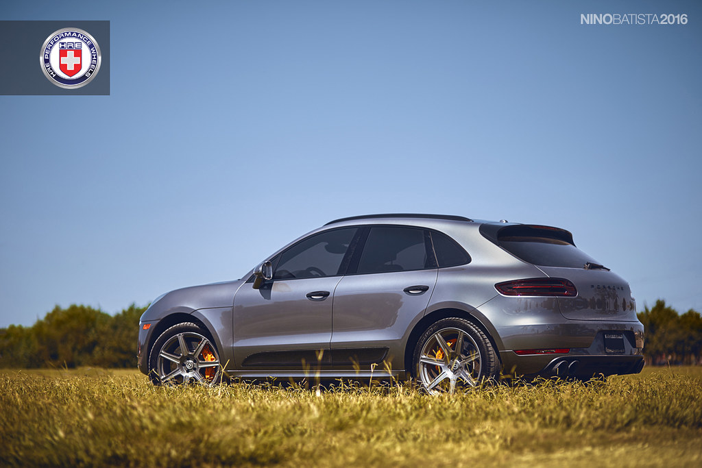 Used Cars Charlotte Nc >> Porsche Macan with some brand new HRE TR107 Wheels ...