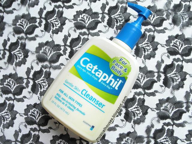 Skincare Empties Cleanser Cetaphil