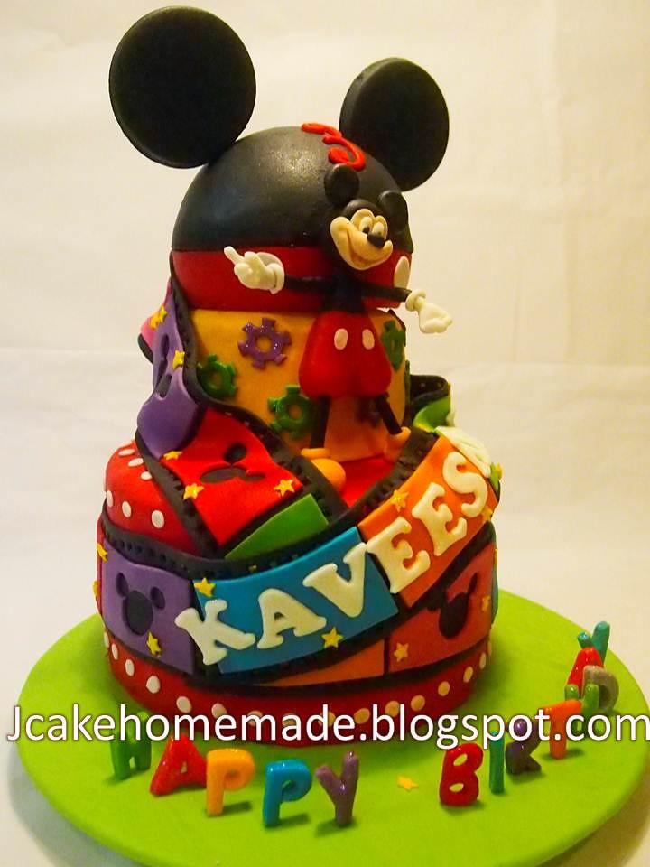 Where To Order A Birthday Cake At Disney World