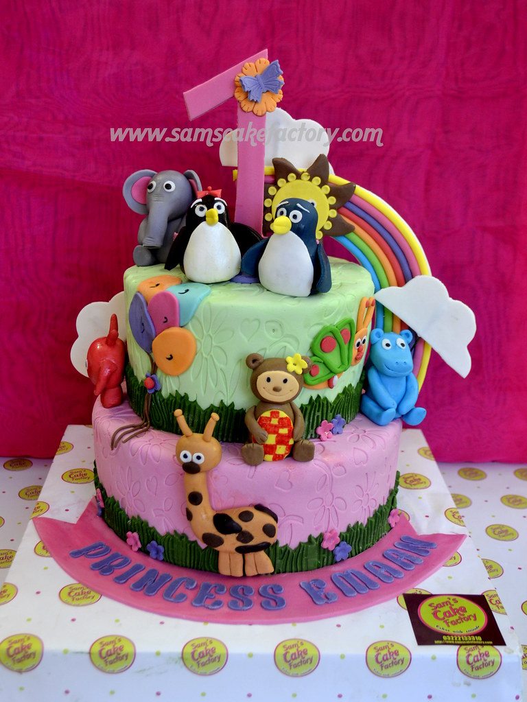 Birthday Cake Images For Girl Baby