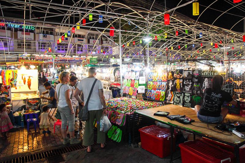 Anusarn Market Night Market