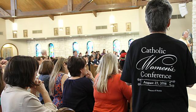 2016 Catholic Women's Conference