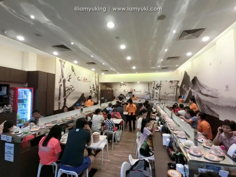 sushi mentai Singapore11yuki ng food review