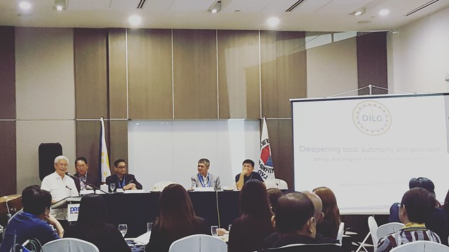 DavaoLife.com :: Globe Seeks Support of Vice Governors in Building TelCo Infrastructure