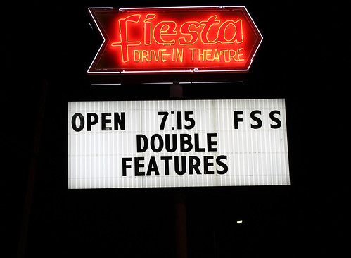 Fiesta Highway sign | by Neon Michael