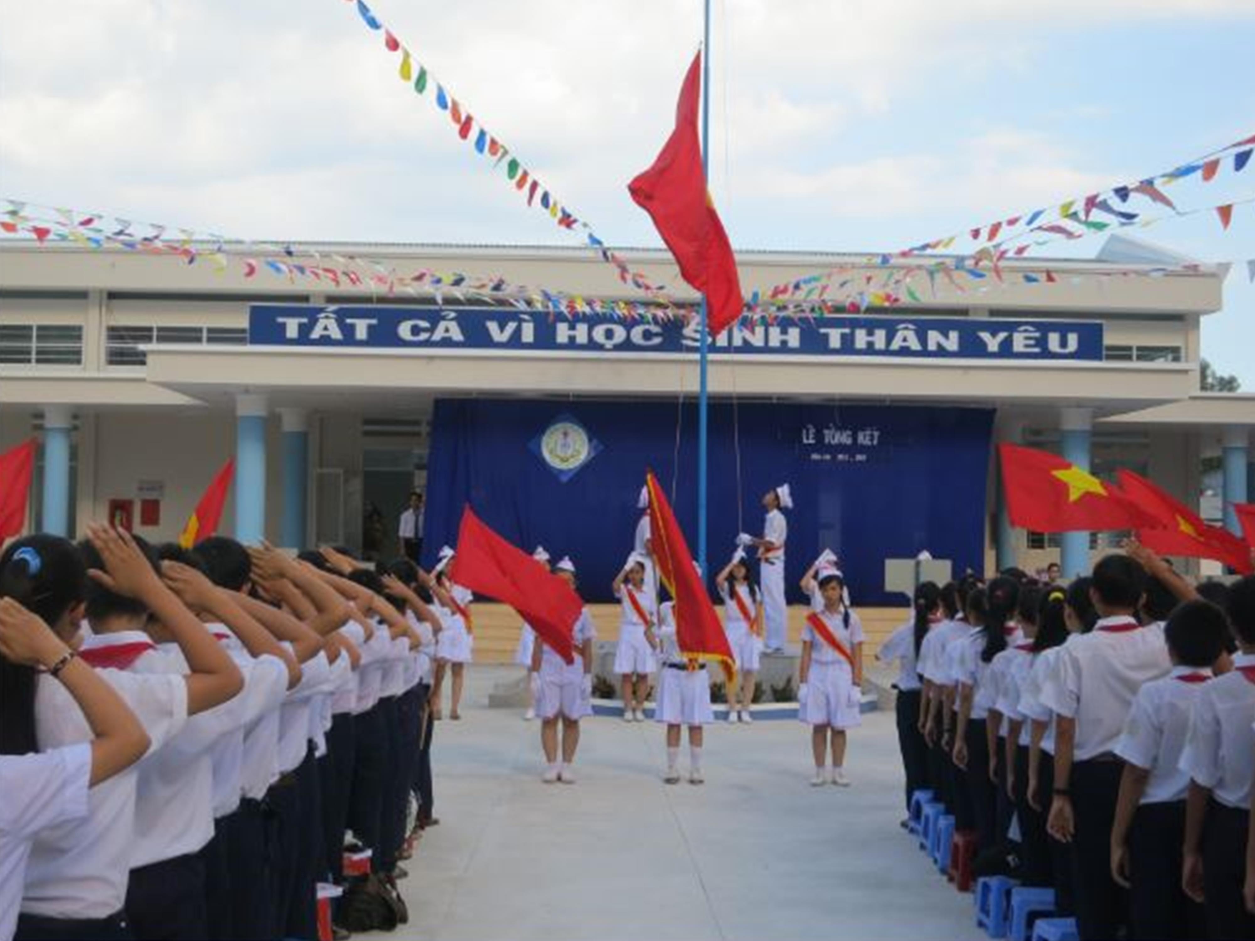Lễ Tổng kết năm học 2012-2013