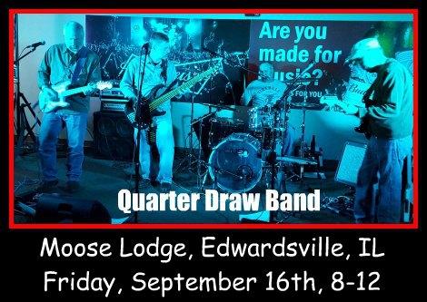 Quarter Draw Band 9-16-16