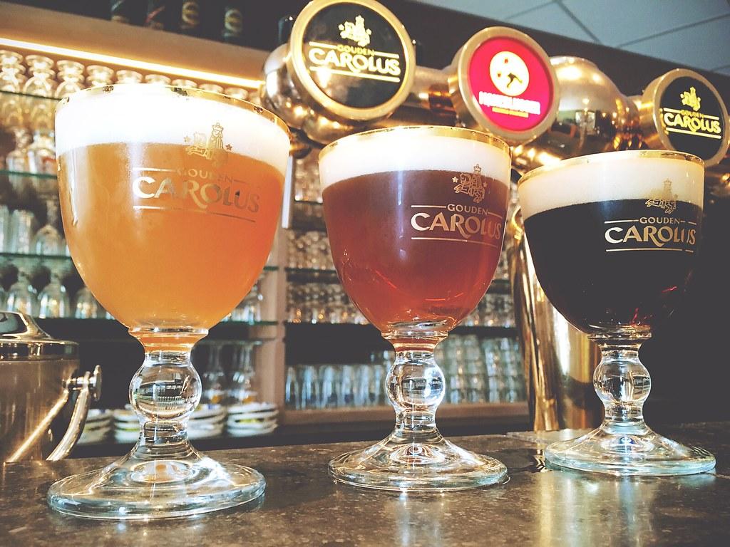 Gouden Carolus bieren van brouwerij Het Anker uit Mechelen | via It's Travel O'Clock