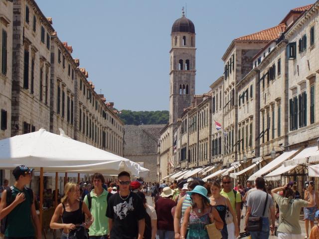 Stradun (Qué ver en Dubrovnik, Croacia)