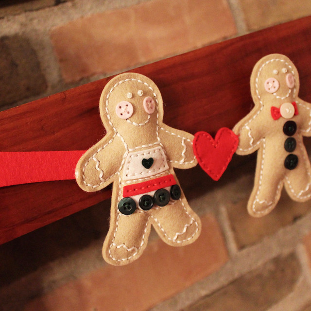 Gingerbread Miss 1