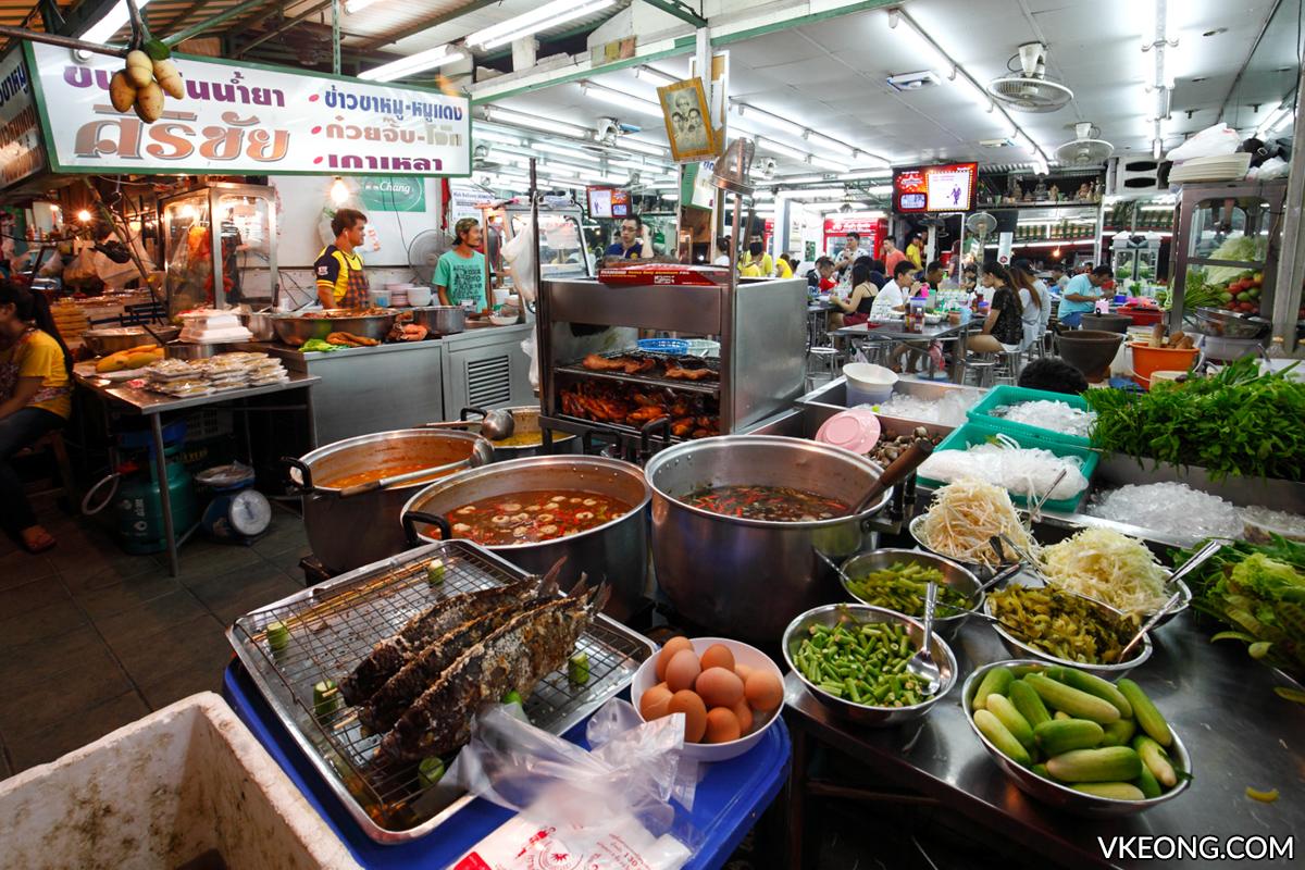 Huai Khwang Thai Pork Leg Rice Noodle Restaurant