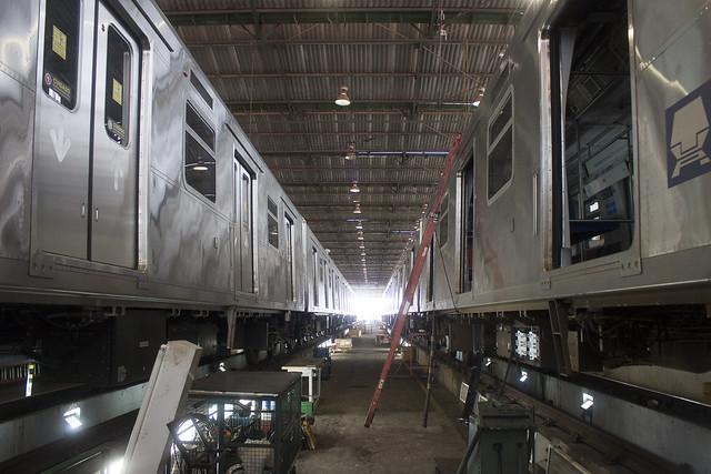 Frota de trens novos da Trensurb passam por recall
