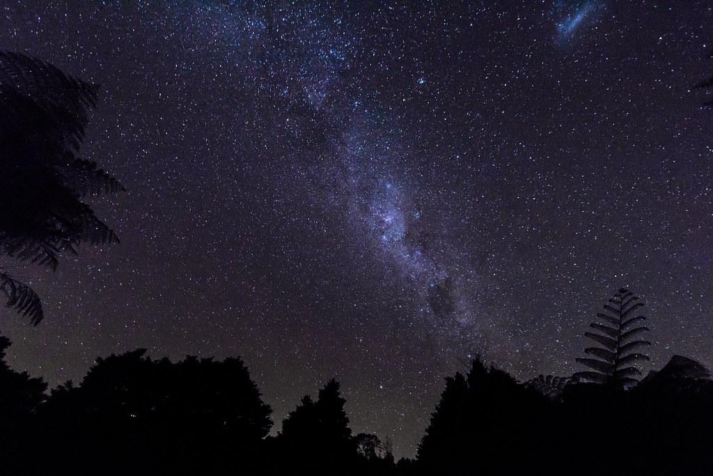 Milky Way over the Coal Sack Nebula | I really want to ...