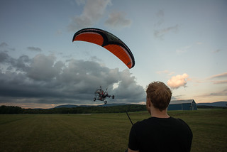 Tara Landing Paramotor Quad (by Lizza) | by goingslowly