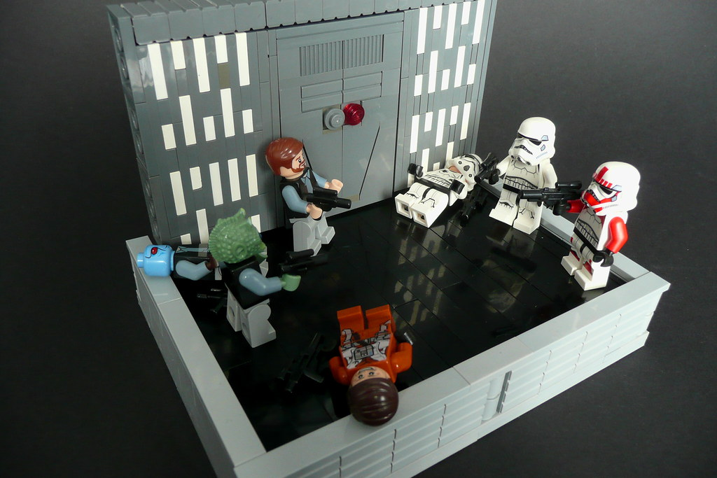 Star Wars Battlefront- Inside the Death Star | Here is anoth… | Flickr