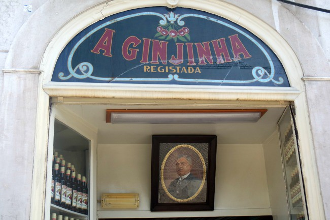 Portogallo, Lisbona -  A ginjinha (1)