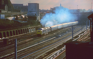 55.001 Gas works tunnel,Belle isle 24th Jan 76 | by 54A South dock