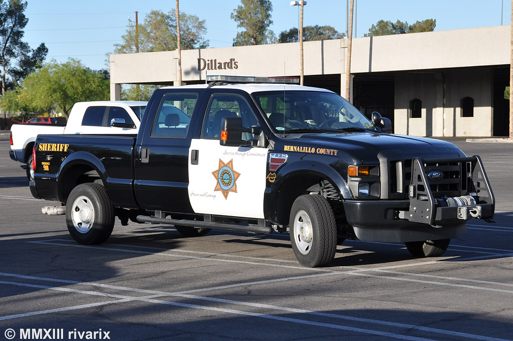151 Spmtc Bernalillo County Sheriff One Of Many Law