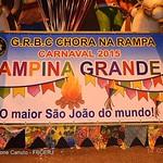 CHORA NA RAMPA - 2015
