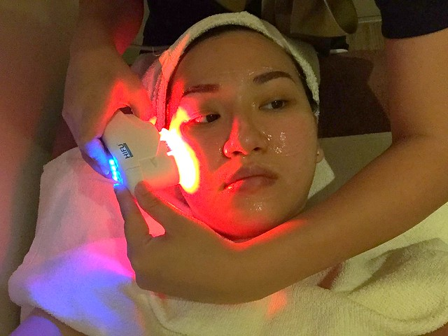 Bejeweled HIFU treatment