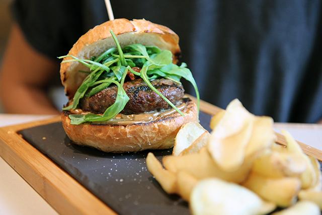 hamburguesa coohuco