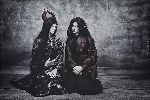 Hiroyuki and Isshin