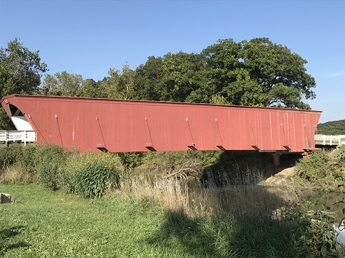 Bridge in Madison County