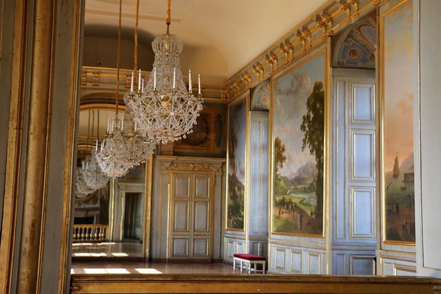 The Château de Maisons, Maisons-Laffitte