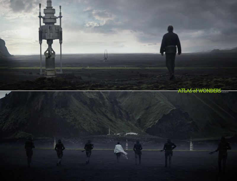Rogue One Filming Locations