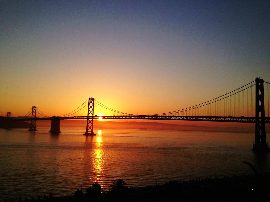 """San Francisco dal libro """"Il giro del mondo in 80 giorni"""" di Jules Verne"""