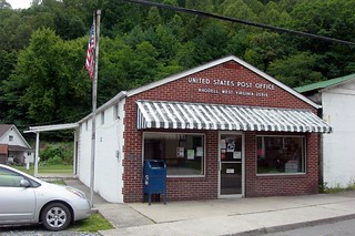 Rhodell, WV post office | by PMCC Post Office Photos